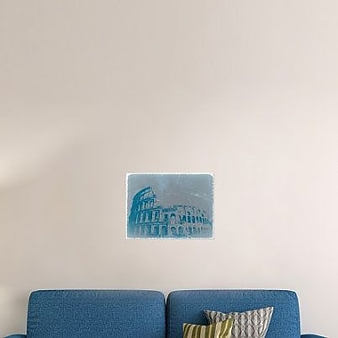 Naxart 'The Coliseum' Graphic Art Print on Canvas; 30'' H x 40'' W x 1.5'' D
