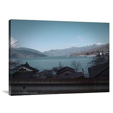 Naxart 'Rural Japan' Photographic Print on Canvas; 24'' H x 32'' W x 1.5'' D