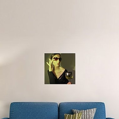 Naxart 'Loren' Photographic Print on Canvas; 24'' H x 24'' W x 1.5'' D