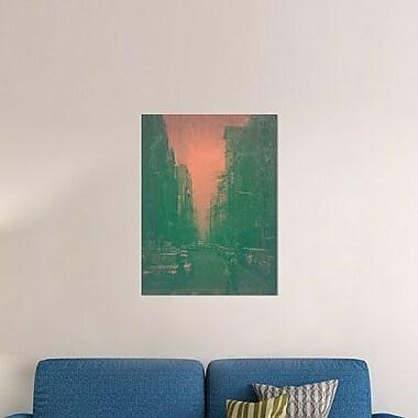 Naxart '5th Ave' Graphic Art Print on Canvas; 32'' H x 24'' W x 1.5'' D