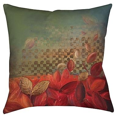 Latitude Run Groveland 2 Printed Throw Pillow; 20'' H x 20'' W x 5'' D