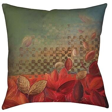 Latitude Run Groveland 2 Indoor/Outdoor Throw Pillow; 20'' H x 20'' W x 5'' D