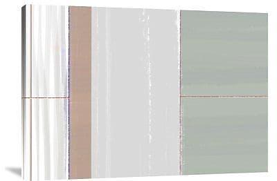 Naxart 'Abstract Light 3' Graphic Art Print on Canvas; 26'' H x 36'' W x 1.5'' D