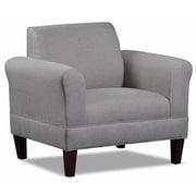 Latitude Run Boyd Arm Chair; Linen
