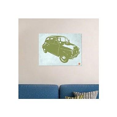 Naxart 'My Favorite Car 3' Graphic Art Print on Canvas; 12'' H x 16'' W x 1.5'' D