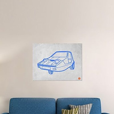 Naxart 'My Favorite Car 28' Graphic Art Print on Canvas; 18'' H x 24'' W x 1.5'' D
