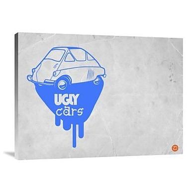 Naxart 'My Favorite Car 29' Graphic Art Print on Canvas; 12'' H x 16'' W x 1.5'' D