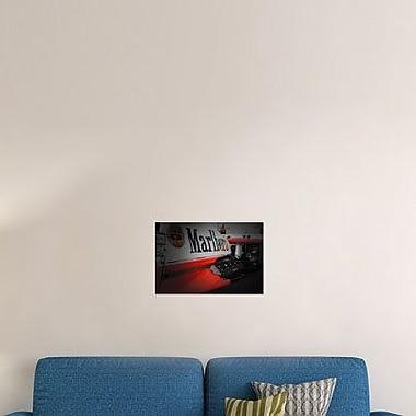 Naxart 'Marlboro Racing' Photographic Print on Canvas; 12'' H x 18'' W x 1.5'' D