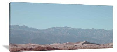 Naxart 'Death Valley Dunes' Photographic Print on Canvas; 12'' H x 24'' W x 1.5'' D