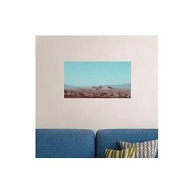 Naxart 'Death Valley Dunes 2' Photographic Print on Canvas; 17'' H x 30'' W x 1.5'' D