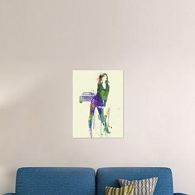 Naxart 'Camaro Girl' Graphic Art Print on Canvas; 24'' H x 18'' W x 1.5'' D