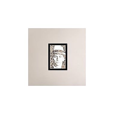 Naxart 'Meyer Lansky' Framed Graphic Art Print on Canvas; 20'' H x 14'' W x 1.5'' D