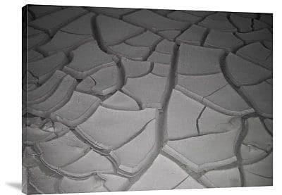 Naxart 'Dry Desert Lake' Photographic Print on Canvas; 30'' H x 40'' W x 1.5'' D