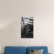 Naxart 'Stairs Fuji Building' Photographic Print on Canvas; 40 inch H x 24 inch W x 1.5 inch D by