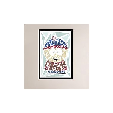 Naxart 'South Park Stan Marsh' Framed Graphic Art Print on Canvas; 38'' H x 26'' W x 1.5'' D