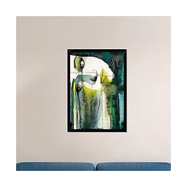 Naxart 'Memories' Framed Painting Print on Canvas; 38'' H x 27'' W x 1.5'' D