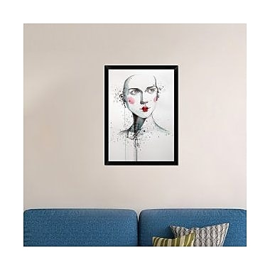 Naxart 'Performer' Framed Painting Print on Canvas; 32'' H x 23'' W x 1.5'' D