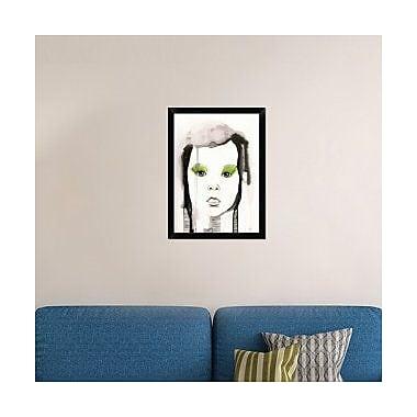 Naxart 'Innocence' Framed Painting Print on Canvas; 26'' H x 20'' W x 1.5'' D