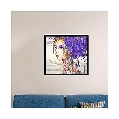 Naxart 'Symphony' Framed Painting Print on Canvas; 29.3'' H x 32'' W x 1.5'' D