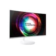 "Samsung LC32H711QENXZA CH711 31.5"" Anti-Glare LED LCD VA Curved Screen Monitor, 2560 x 1440, 3000:1 Typical, 4 ms"