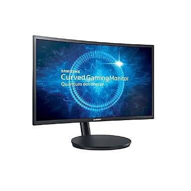 Samsung - Moniteur VA ACL à DEL incurvé CFG70, 27 po anti-reflets, 1920 x 1080, 1 ms, 144 Hz (LC27FG70FHNXZA)