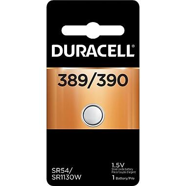 Duracell® - Pile alcaline D389/D390 pour montre
