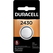 Duracell® DL2430 3V Lithium Battery