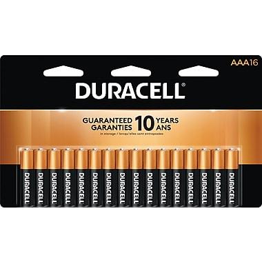 Duracell Coppertop AAA Alkaline Batteries, 16/Pack