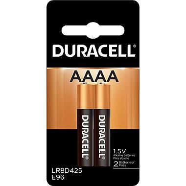Duracell® - Piles Ultra AAAA, paq./2