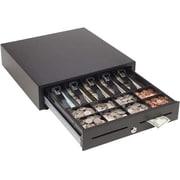 MMF™ POS VAL-u Line® 1616 5 Bill/8 Coin Printer Driven Cash Drawer, Black (MMFVL1616E04)