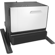 HP® G1W44A Cabinet and Stand for PageWide Enterprise Printer