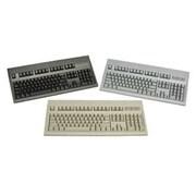 Keytronic Wired Standard Keyboard, Black (E03600P2)