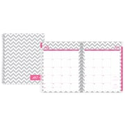 2017-2018 Dabney Lee for Blue Sky 8.5x11 Weekly/Monthly Planner, Ollie (103207)