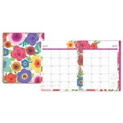 2017-2018 Blue Sky 8.5x11 Weekly/Monthly Planner, Mahalo (100149)
