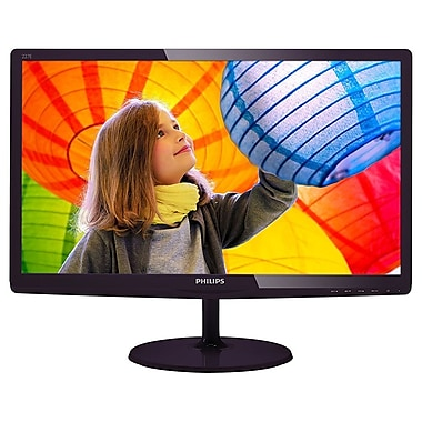 "Philips 227E6LDSD 21.5"" LED Monitor with HDMI and 1ms"