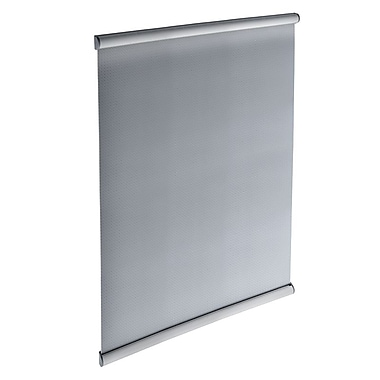 Azar Displays Vertical/Horizontal Door Sign Snap Frame, 11