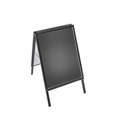 Azar Displays A-Board Sign, Black (300246)