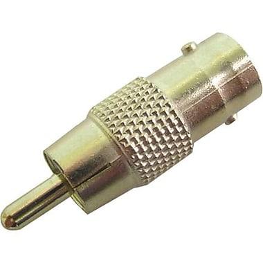 Calrad Electronics BNC Female to RCA Male Adapter 75 Ohm Version