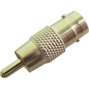 Calrad Electronics BNC Female to RCA Male Adapter 75 Ohm Version