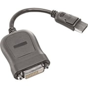 Lenovo DisplayPort to Single-Link DVI-D Monitor Cable