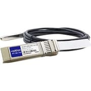 AddOn Juniper Networks EX-SFP-10GE-DAC-1M Compatible TAA Compliant 10GBase-CU SFP+ to SFP+ Direct Attach Cable