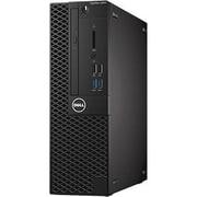 Dell OptiPlex 3050 Desktop Computer, Intel Core i5 (7th Gen) i5-7500 3.40 GHz, 8 GB DDR4 SDRAM, 256 GB SSD