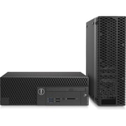 Dell OptiPlex 3050 Desktop Computer, Intel Core i3 (7th Gen) i3-7100 3.90 GHz, 4 GB DDR4 SDRAM, 128 GB SSD