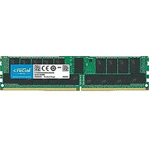 Crucial 32GB DDR4-2666 RDIMM