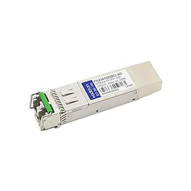 AddOn Finisar FTLX1672D3BCL Compatible TAA Compliant 10GBase-ER SFP+ Transceiver (SMF, 1550nm, 40km, LC, DOM)