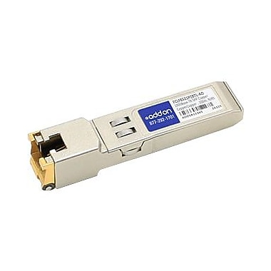 AddOn Finisar FCLF8521P2BTL Compatible TAA Compliant 1000Base-TX SFP Transceiver (Copper, 100m, RJ-45)