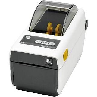 Zebra ZD410 Direct Thermal Printer, Monochrome, Desktop, Label/Receipt Print