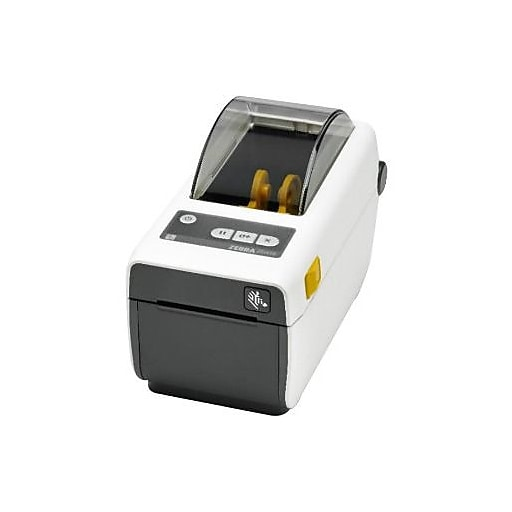 Zebra ZD410 Direct Thermal Printer, Monochrome, Desktop, Label/Receipt Print