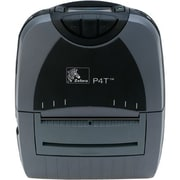 Zebra P4T Thermal Transfer Printer, Monochrome, Portable, Label Print