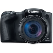 Canon PowerShot SX420 IS 20 Megapixel Compact Camera, Black